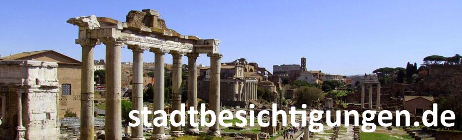 Stadtführungen in Rom und Umgebung