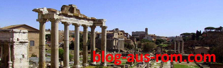 Der Blog aus Rom