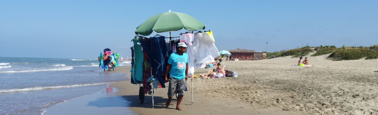 Strandverkäufer header