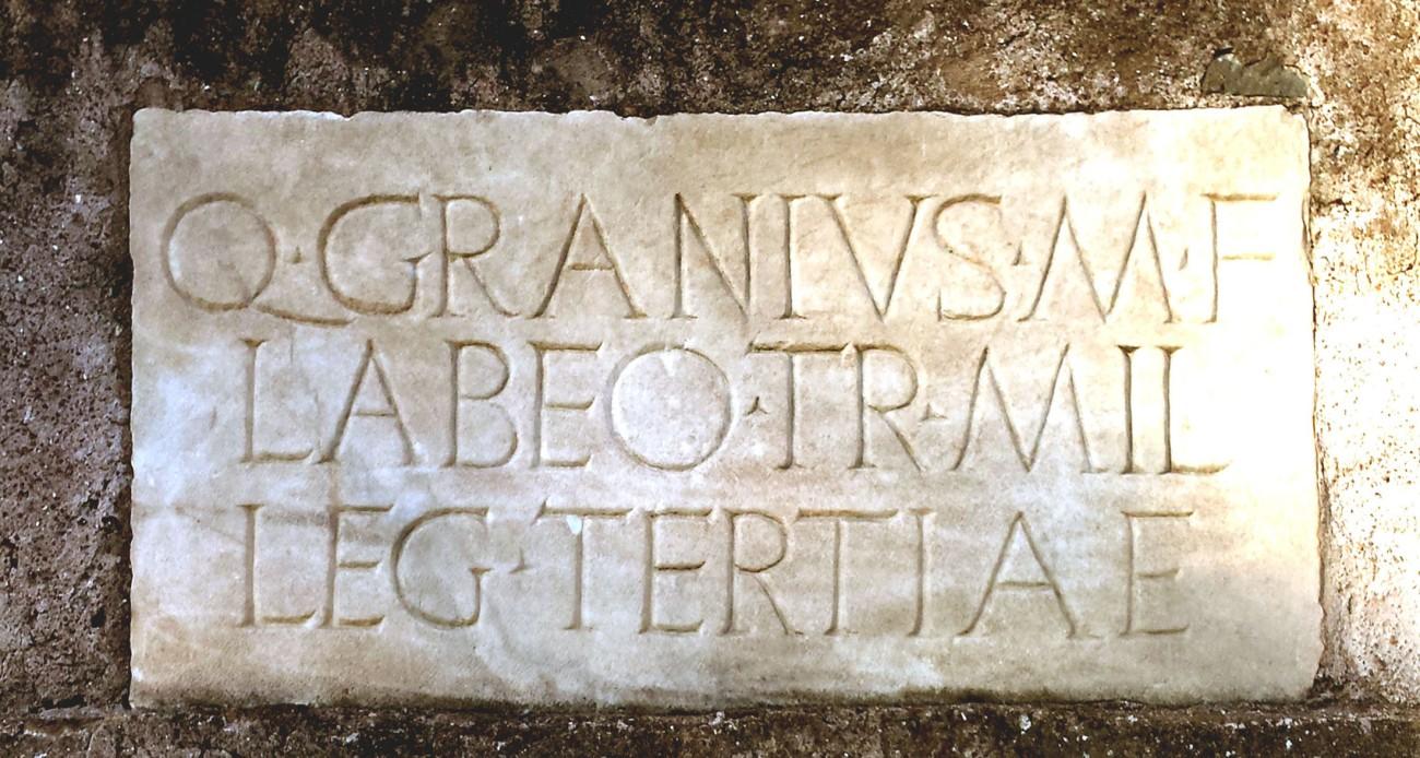 Granius 02